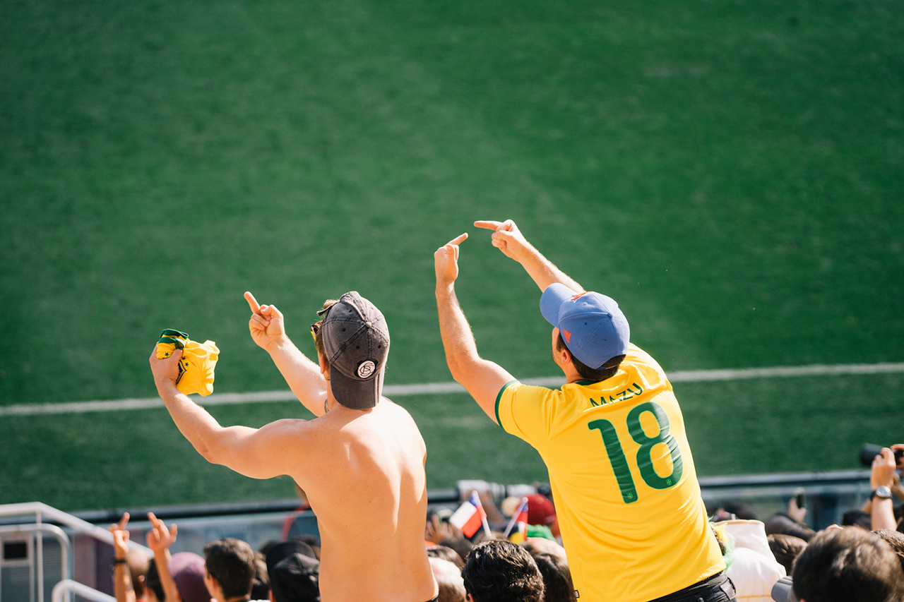 Image of THROUGH THE LENS: The 2014 World Cup in Brazil