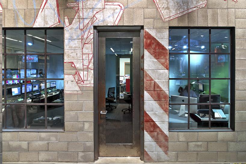 Image of TMZ Workspace in LA