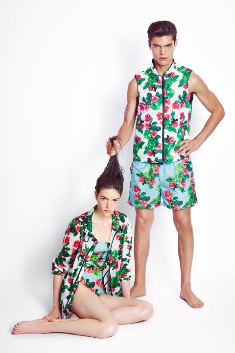 Image of TOILETPAPER x MSGM 2014 Summer Collection