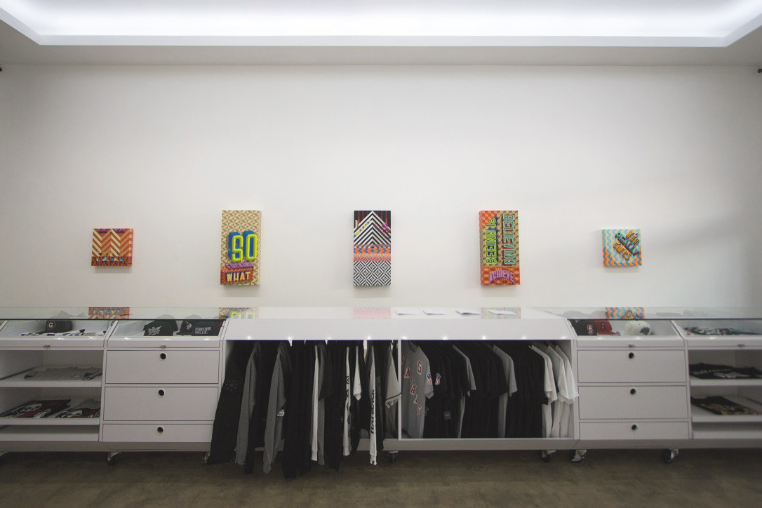 "Image of Trav ""END OF THE BEGINNING"" Exhibition @ The Seventh Letter Recap"