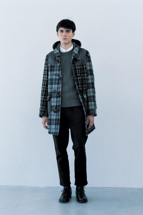 Image of uniform experiment 2014 Fall/Winter Lookbook