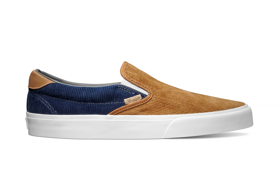 "Image of Vans California 2014 Fall ""Material Mixup"" Collection"