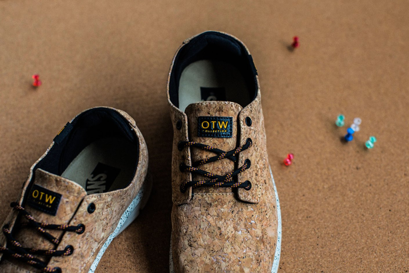 "Image of Vans OTW 2014 Summer Prelow ""Cork"""
