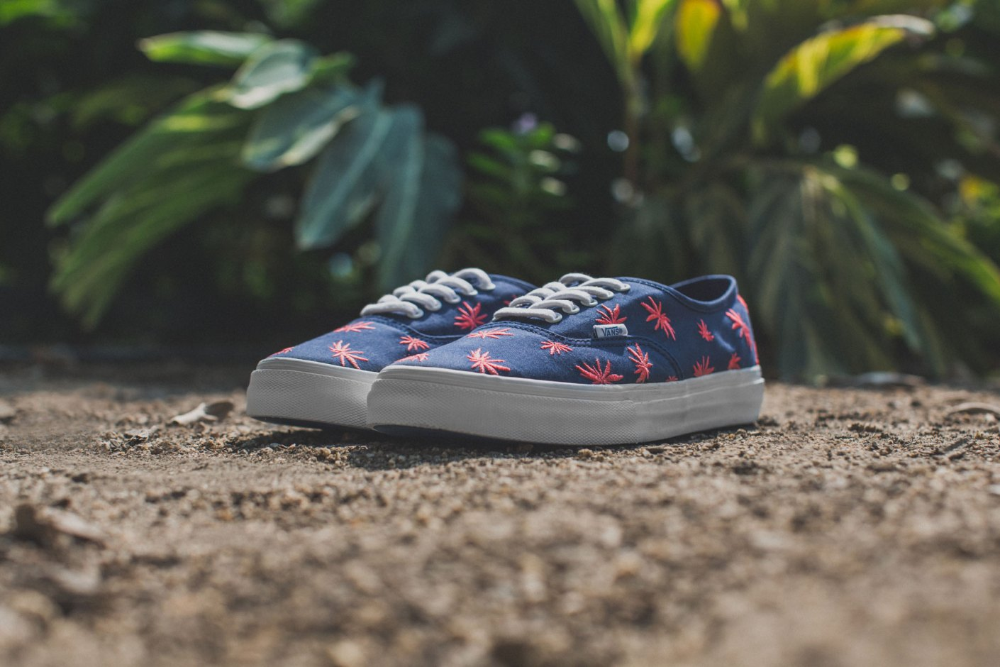 Image of Vault by Vans 2014 Palm Embroidery Pack