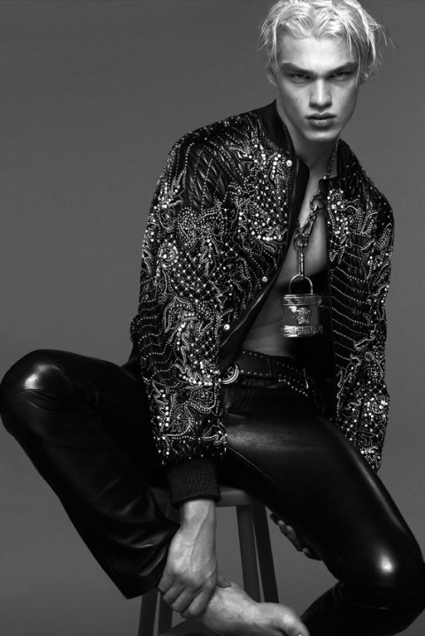Image of Versace 2014 Fall/Winter Campaign