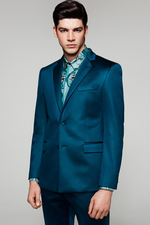 Image of Versace Collection 2014 Fall/Winter Lookbook