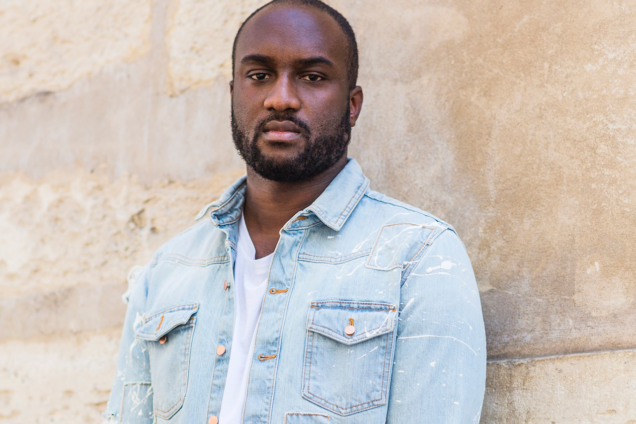 Image of Virgil Abloh Talks OFF-WHITE with CR Fashion Book