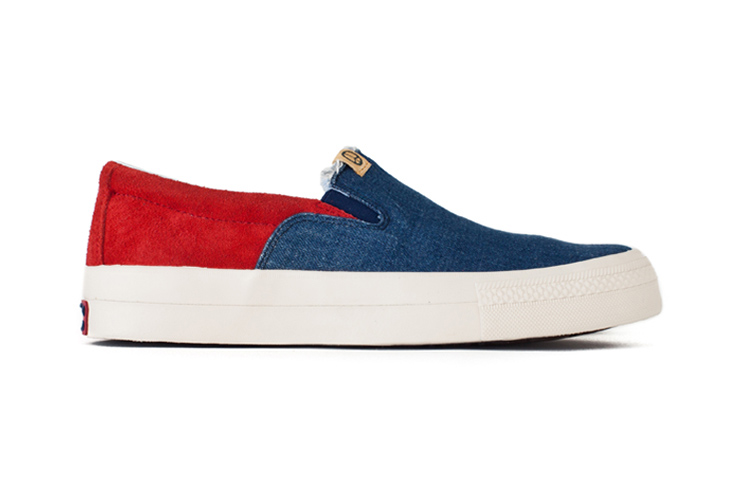 Image of visvim 2014 Summer SKAGWAY SLIP-ON