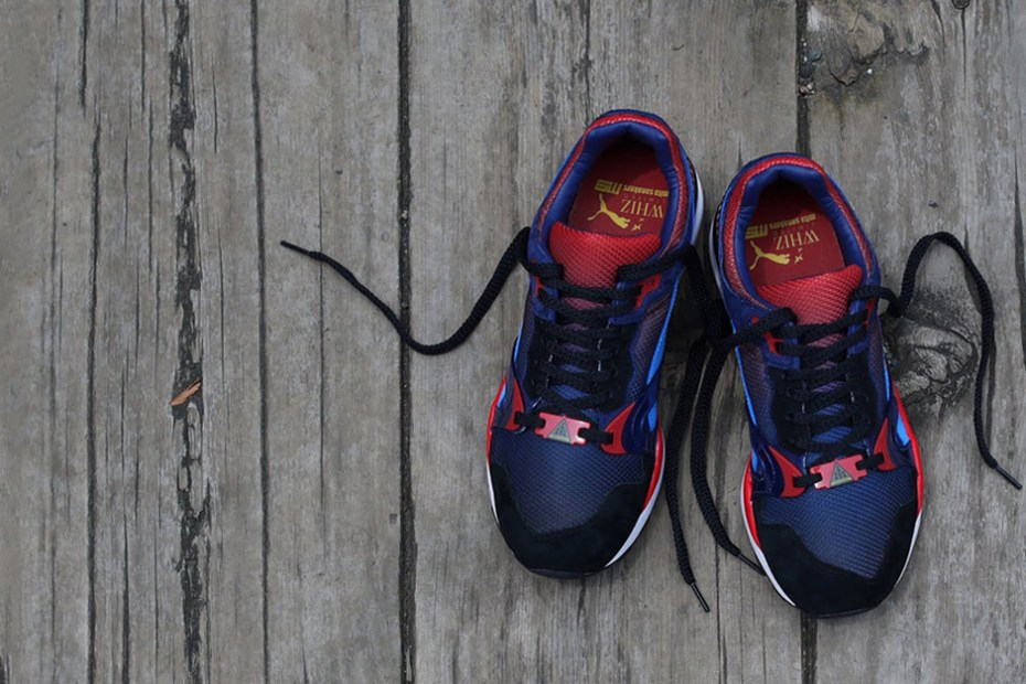 Image of WHIZ LIMITED x mita sneakers x  PUMA Trinomic XT2