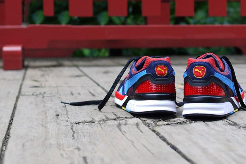 Image of WHIZ LIMITED x mita sneakers x  PUMA Trinomic XT2