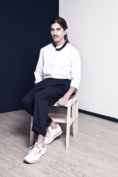 Image of Wilfried Lantoine 2015 Spring/Summer Lookbook