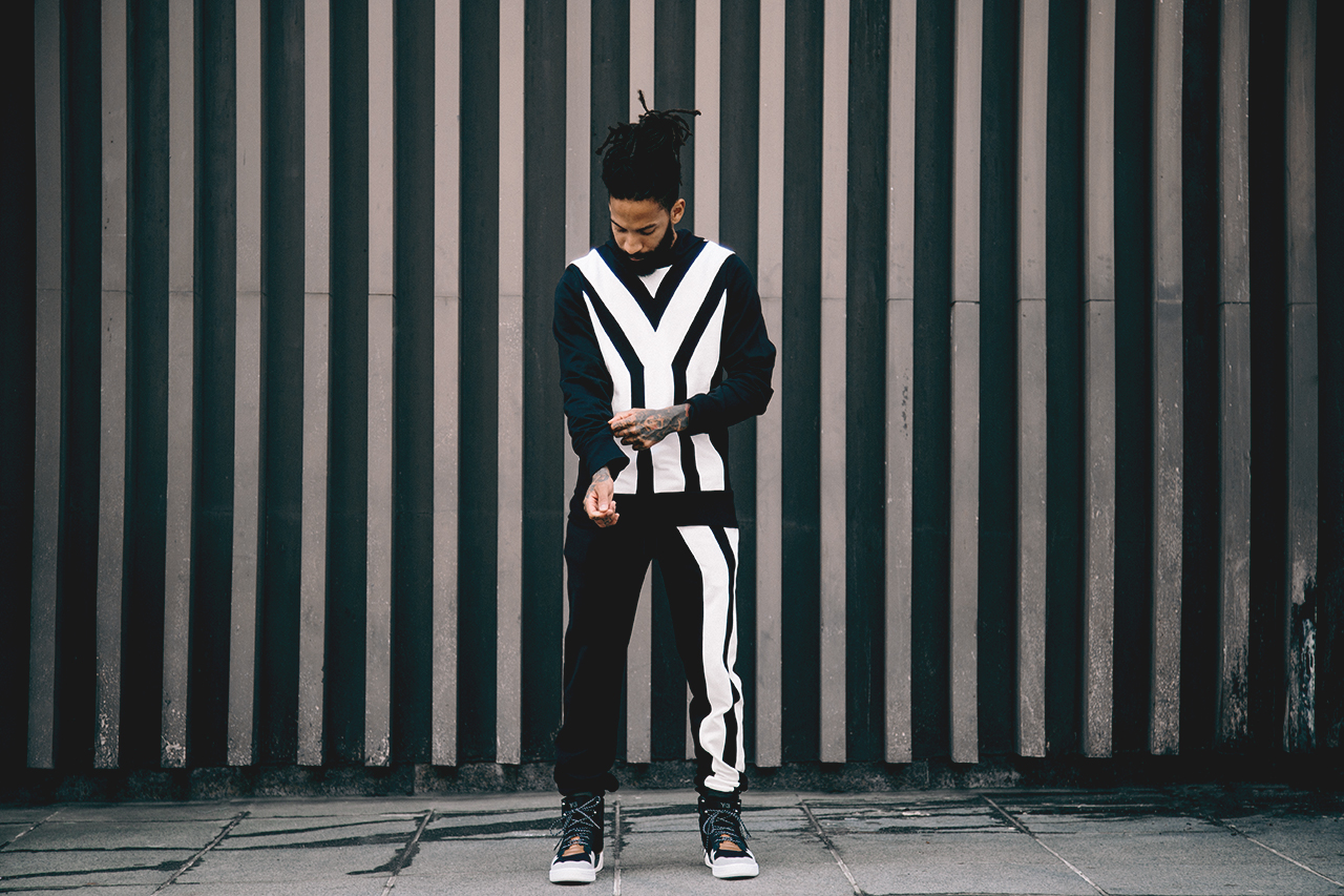 Image of Y-3 2014 Fall Editorial by Wish