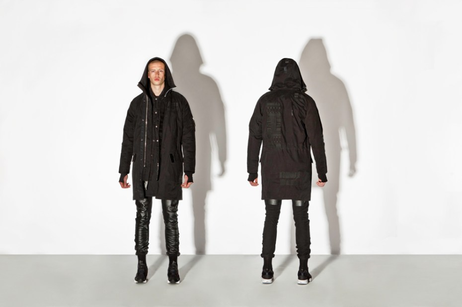 Image of 11 by Boris Bidjan Saberi 2014 Fall/Winter Lookbook