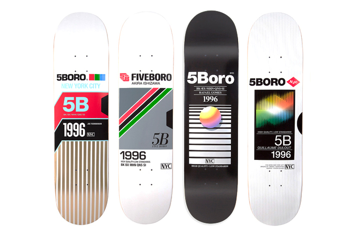 "Image of 5Boro ""VHS Tapes"" Deck Series"