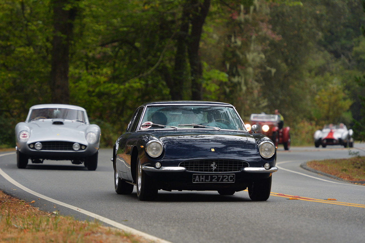 Image of A Meeting of Rare Vintage Classics: The 2014 Pebble Beach Tour d'Elegance