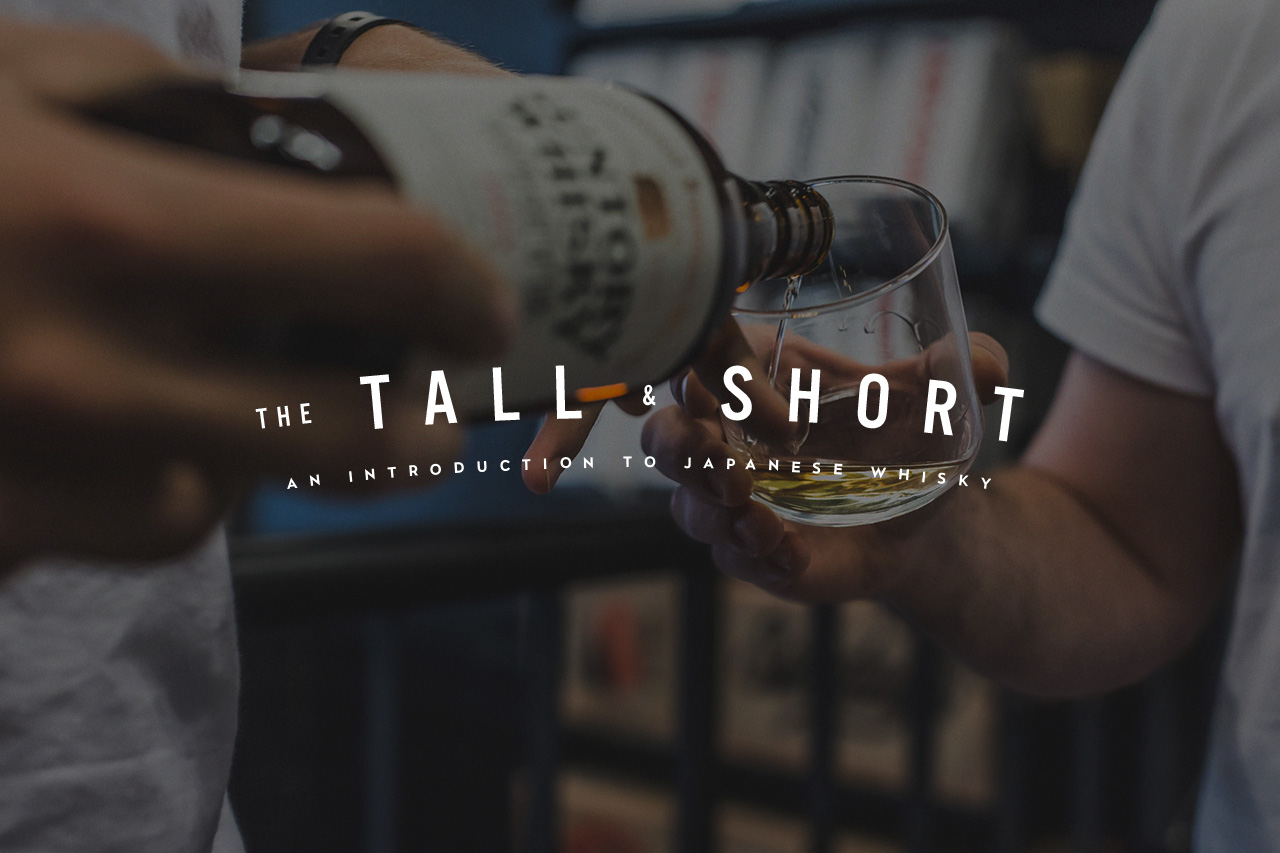 Image of The Tall & Short: An Introduction to Japanese Whisky