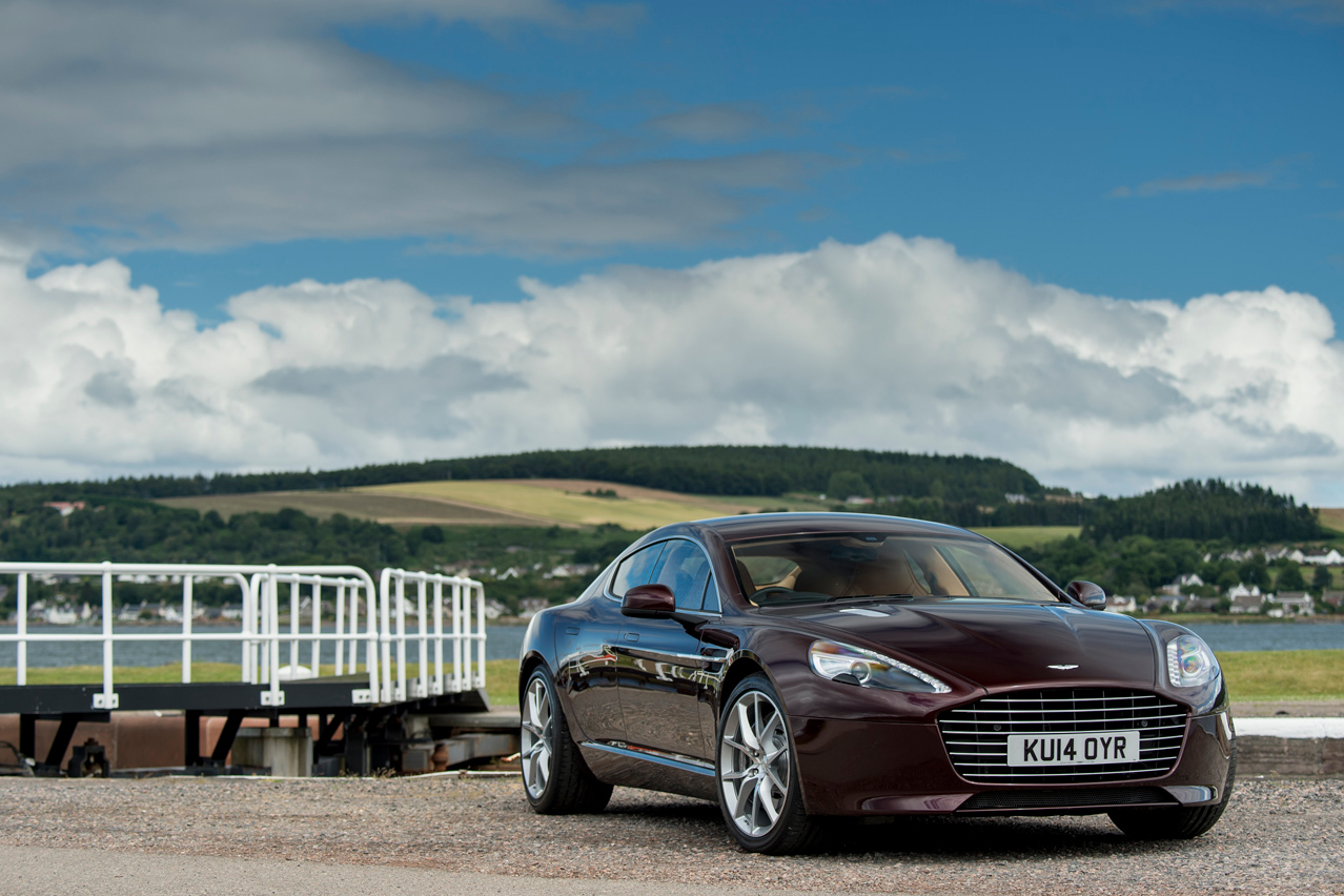 Image of 2015 Aston Martin Rapide S
