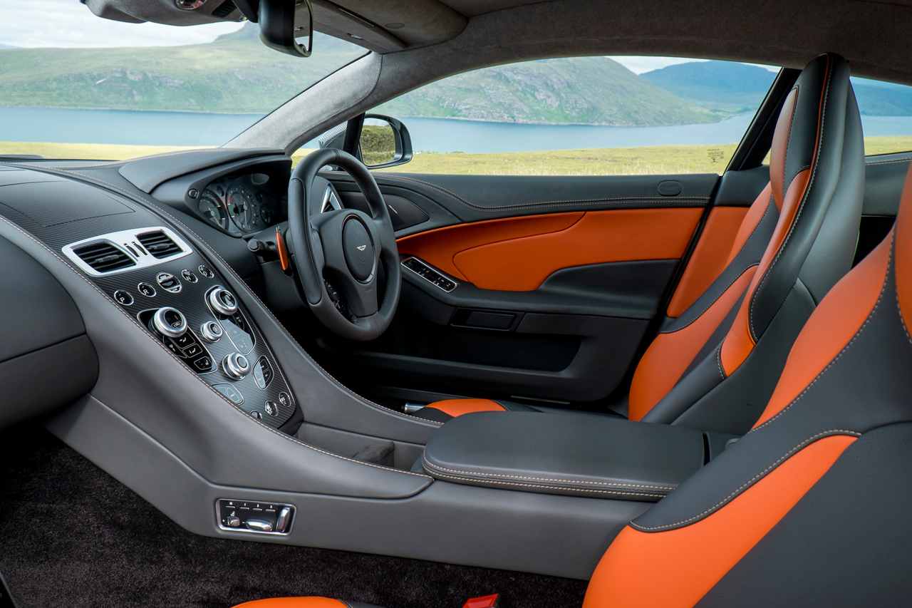 Image of 2015 Aston Martin Vanquish