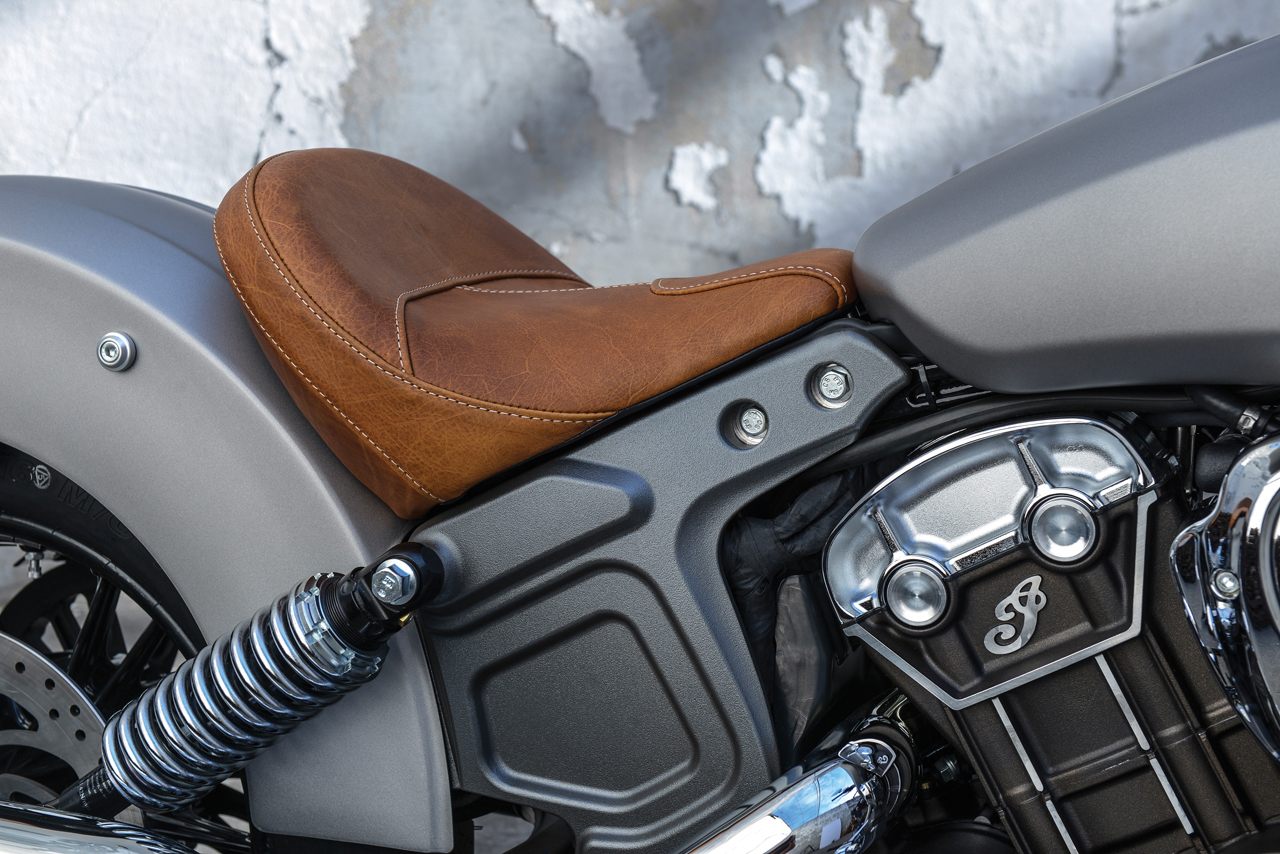Image of 2015 Indian Scout Motorcycle