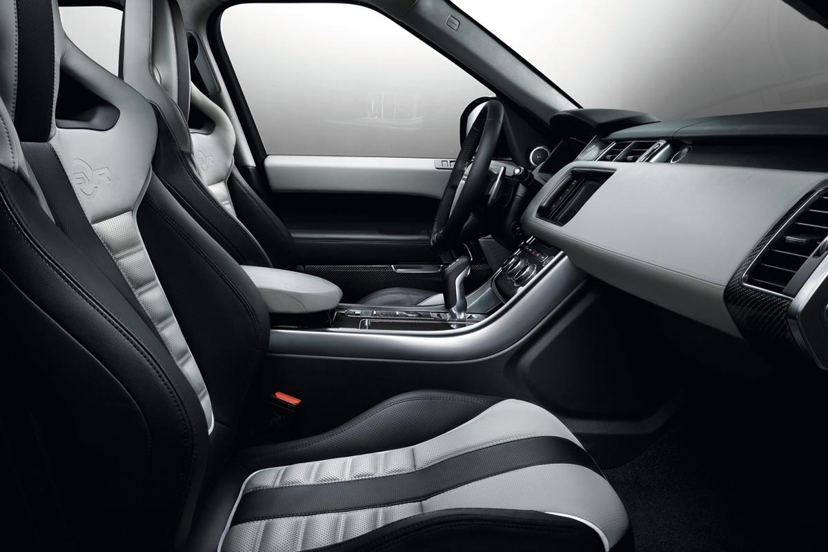 Image of 2015 Range Rover Sport SVR