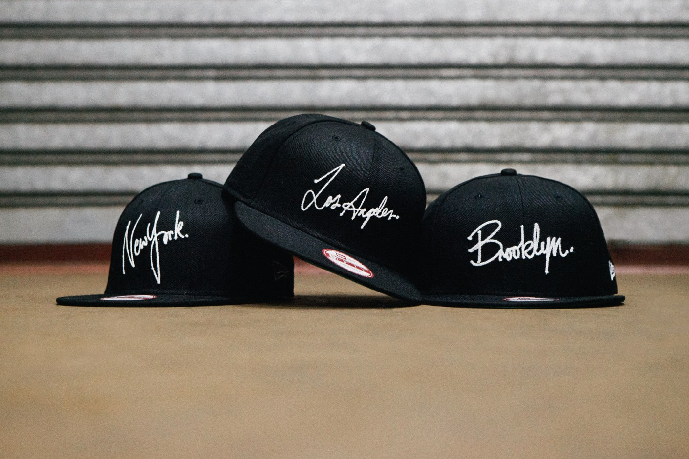Image of New Era Launches New Cap Collection Paying Homage to Brooklyn, New York and Los Angeles