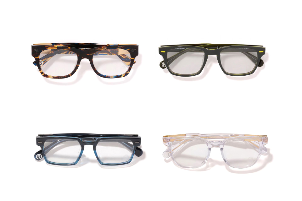 Image of A Bathing Ape 2014 Fall Eyewear Collection