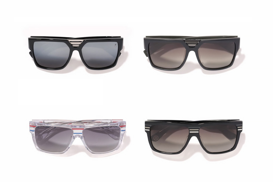 a bathing ape 2014 fall eyewear collection hypebeast