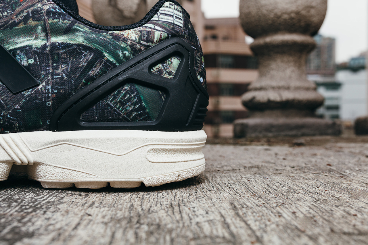 "Image of A Closer Look at the adidas Originals ZX Flux ""London"""