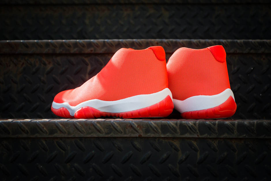 "Image of A Closer Look at the Air Jordan Future ""Infrared 23"""