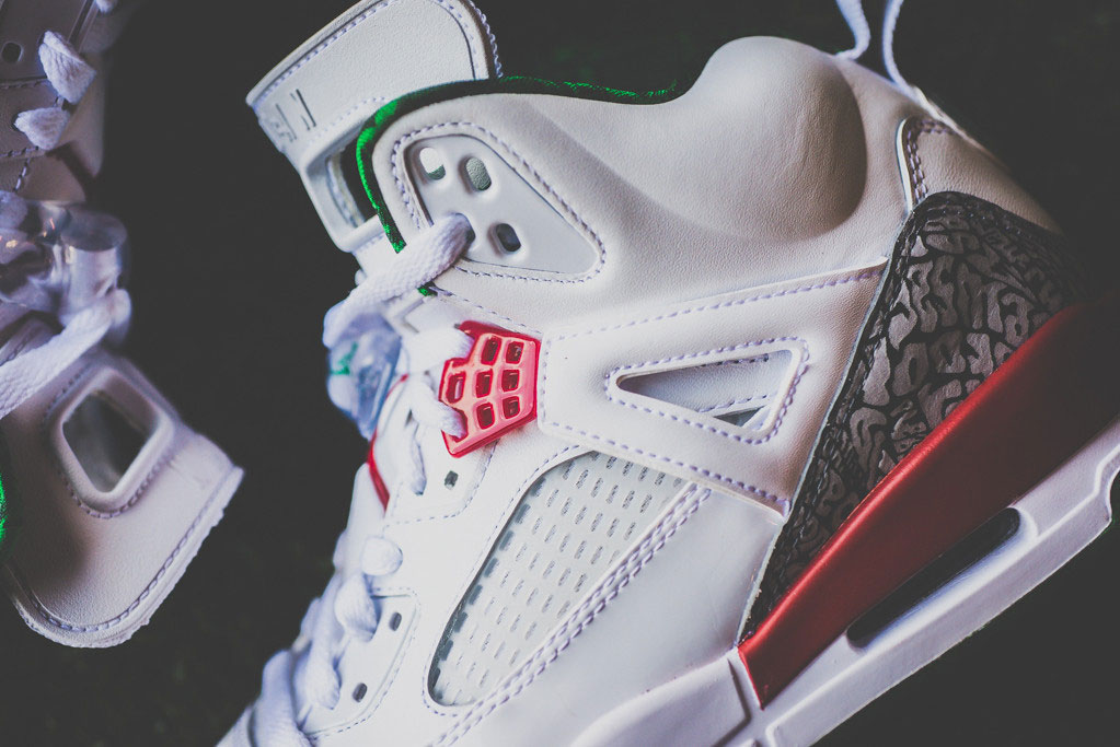 Image of A Closer Look at the Air Jordan Spizike OG