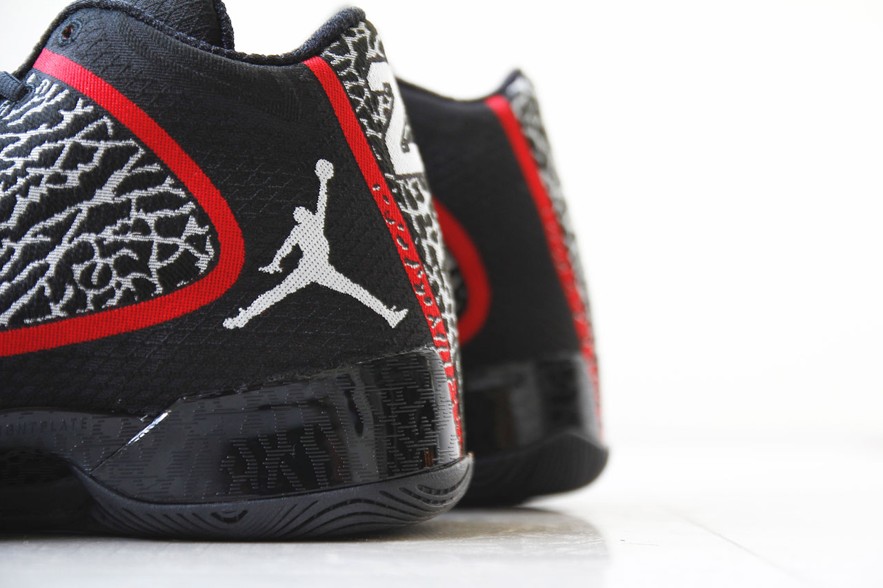 "Image of A Closer Look at the Air Jordan XX9 ""Gym Red"""