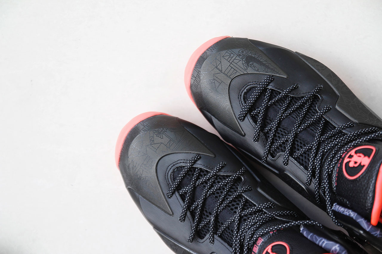 """Image of A Closer Look at the Nike Lil Penny Posite """"NOLA Gumbo League"""""""