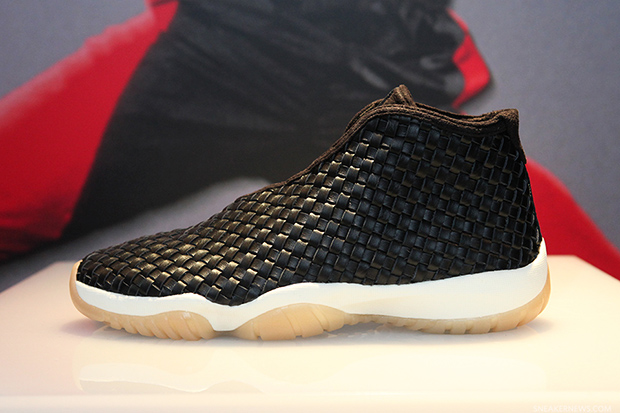 "Image of A First Look at the Air Jordan Future Premium ""Gum Sole"""