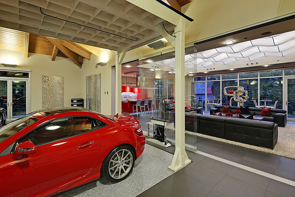 Image of A Look Inside a Car Enthusiast's $4 Million USD Mansion
