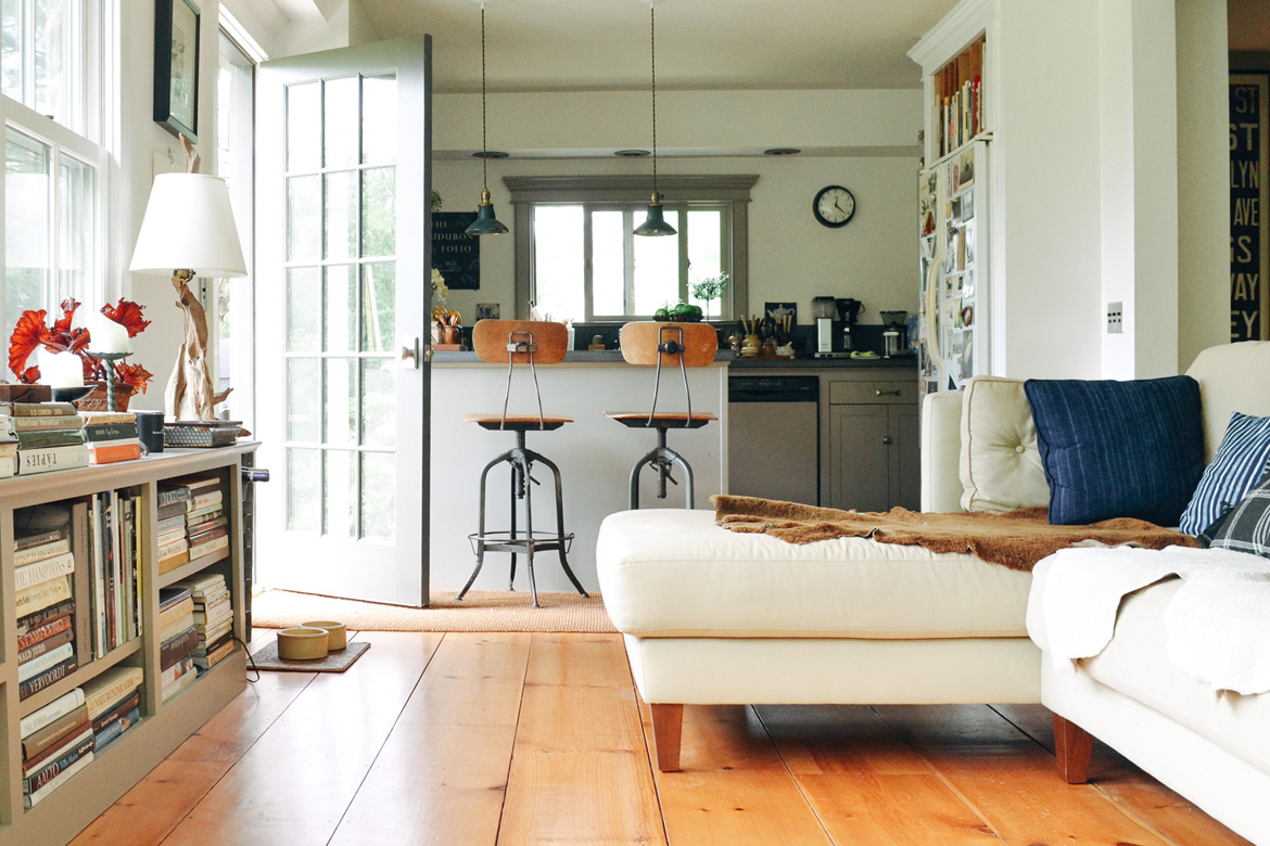 Image of A Look Inside the Upstate New York Home of J.Crew's Frank Muytjens