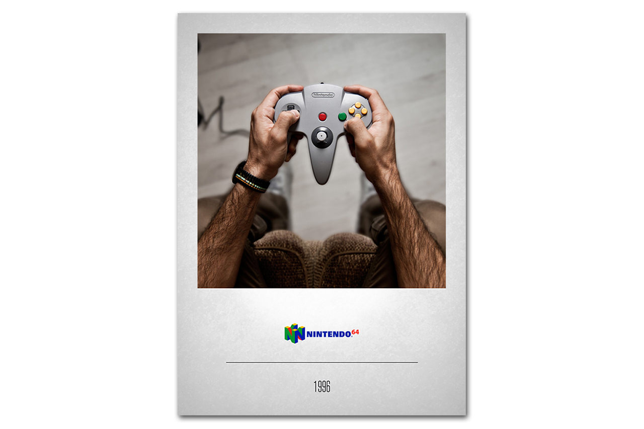 Image of A Visual Look Into the History of Video Game Controllers by Javier Laspiur