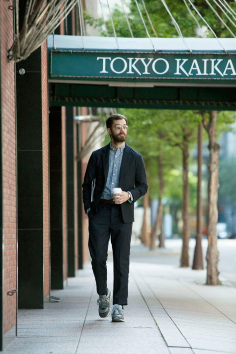 Image of *A Vontade 2014 Fall/Winter Lookbook