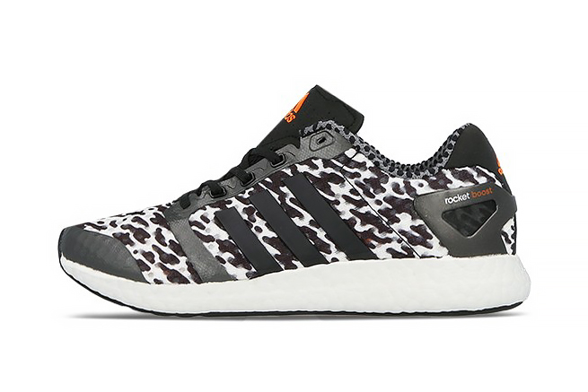 Image of adidas Climachill Rocket Boost White/Black/Black