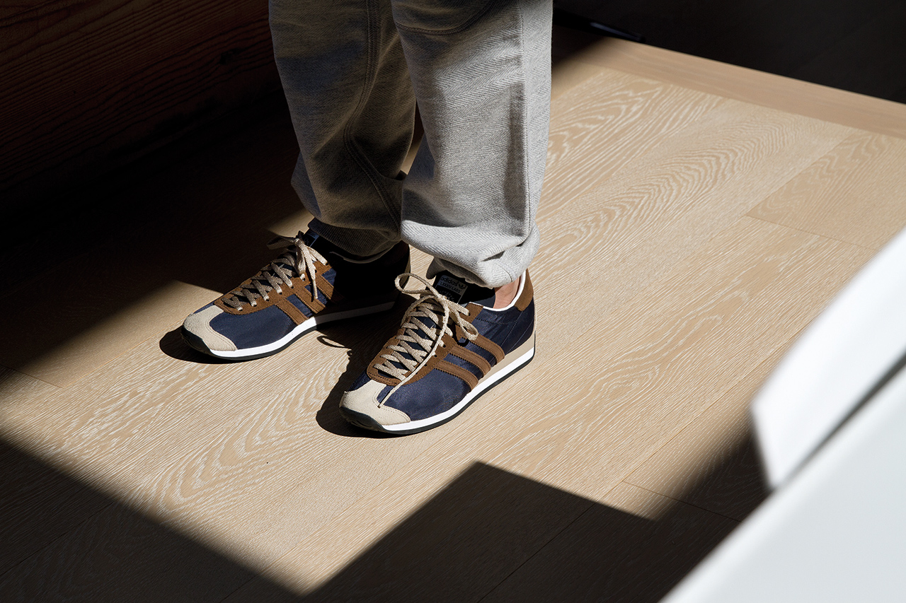Image of  adidas Originals by 84-Lab 2014 Fall/Winter Footwear Lookbook