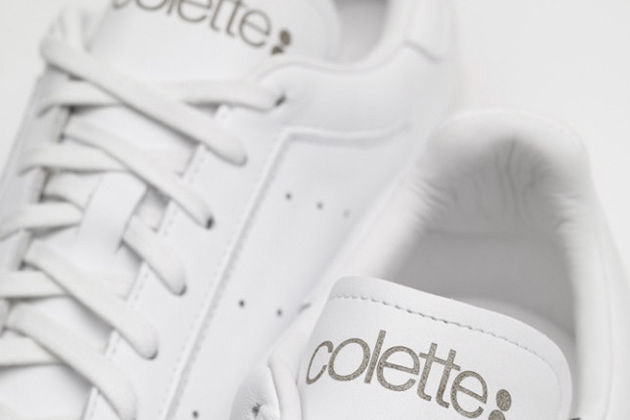 Image of adidas Originals Creates Stan Smith for colette, Dover Street Market and Barneys New York