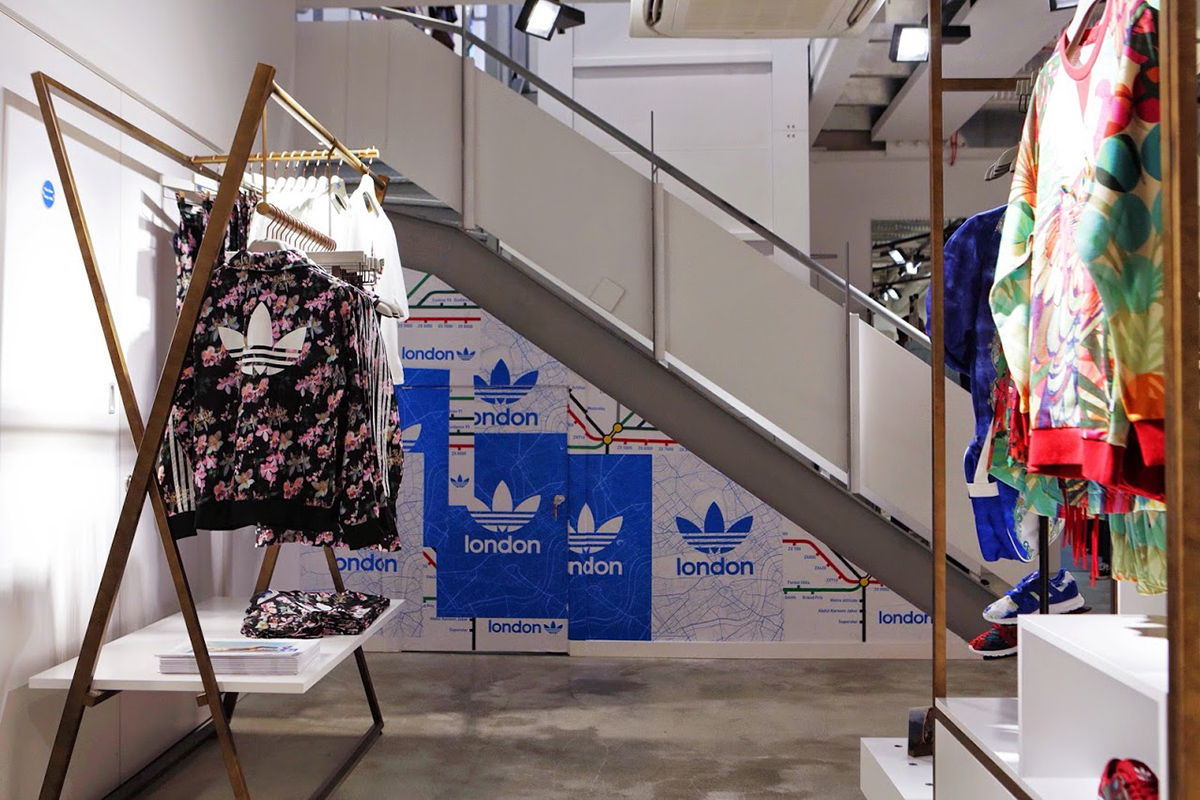 Image of adidas Originals London Flagship Store Opening Recap