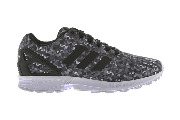 "Image of adidas Originals ZX Flux ""Monochrome Diamond"""