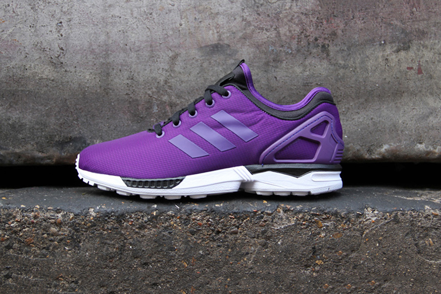 "Image of adidas Originals ZX Flux NPS ""Purple"""