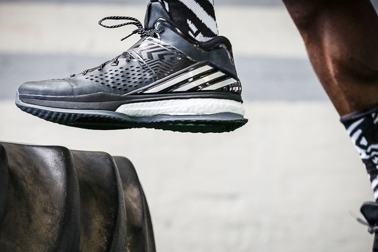 "Image of adidas RG3 Energy Boost ""No Pressure, No Diamonds"" Colorways"