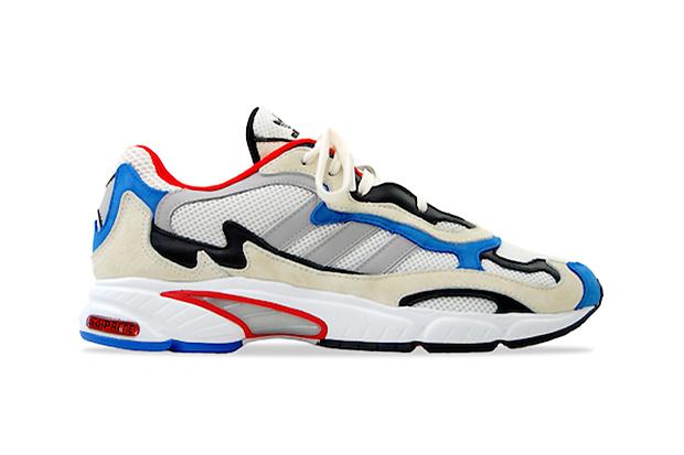 Image of adidas Originals Temper Run Red/White/Blue