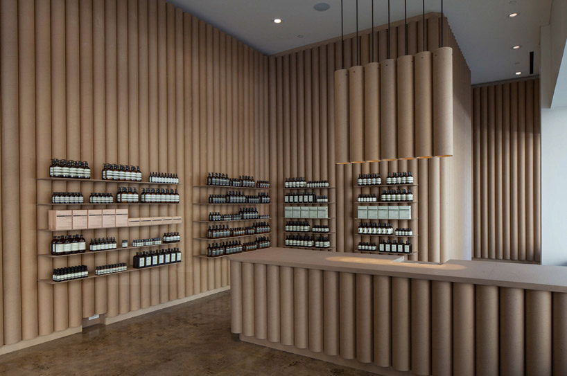 Image of Aesop Downtown Los Angeles by Brooks + Scarpa Architects