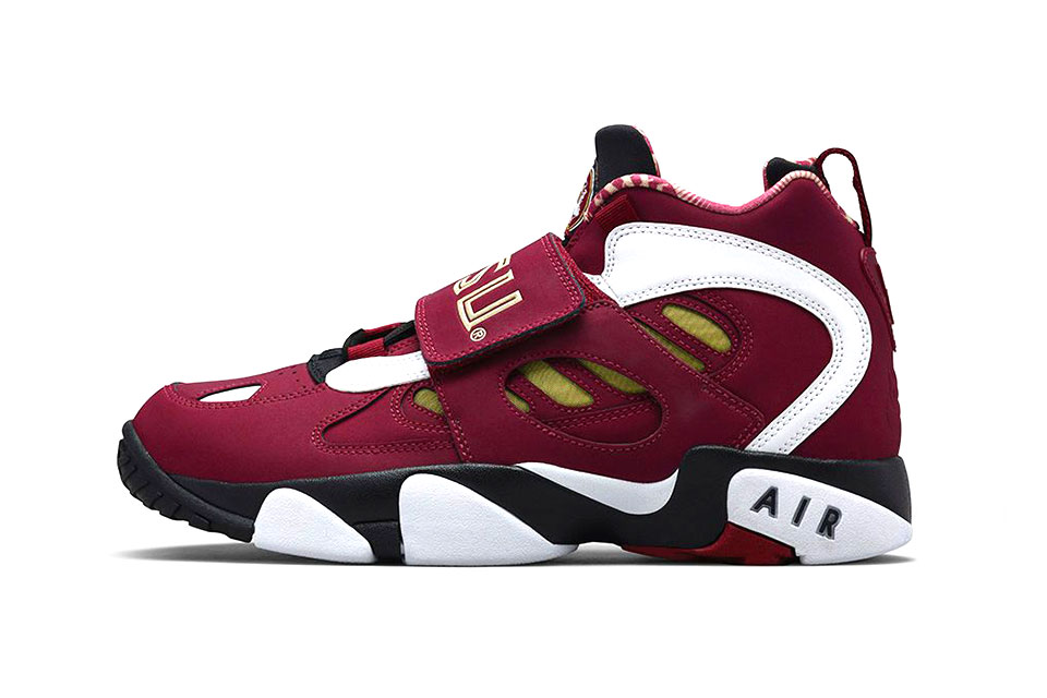 "Image of Nike Air Diamond Turf II Premium ""FSU"""