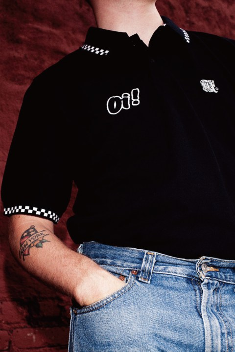 Image of ALIFE for SHIPS JET BLUE 2014 Capsule Collection