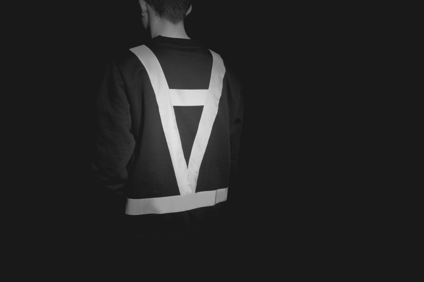 Image of AMH 2014 Reflective Block Panel T-Shirts