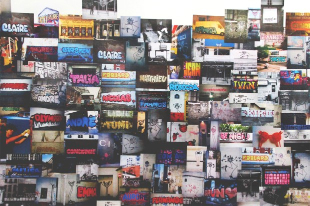 andre saraiva speaks on his largest retrospective exhibition and parisian grafitti